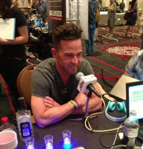 One of our favorites, David Nail