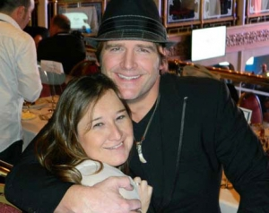 Producer Jackie and Jerrod Niemann