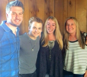 The oh so talented Hunter Hayes