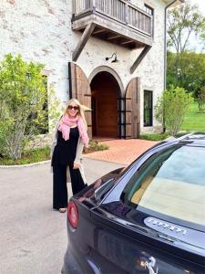 New barn, new Ferrari... I'm set.