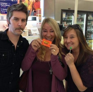 Rite-Aid gives you candy if you behave and get the shot
