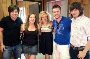 The Band Perry!