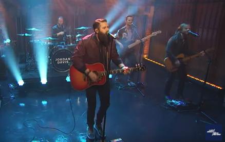Jordan Davis Sings Live On 'GMA' – The Big Time with Whitney